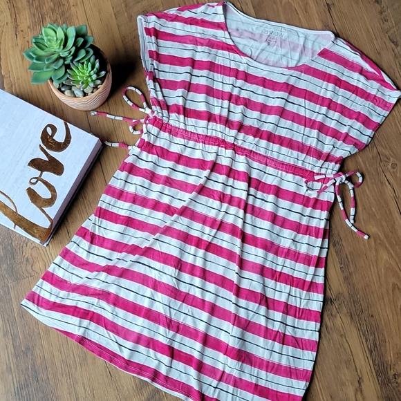 💕 a:glow Maternity Striped Shirt/Tunic